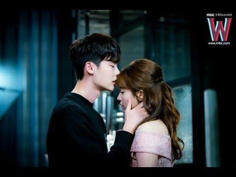 Романтичный клип к дораме W Меж двух миров