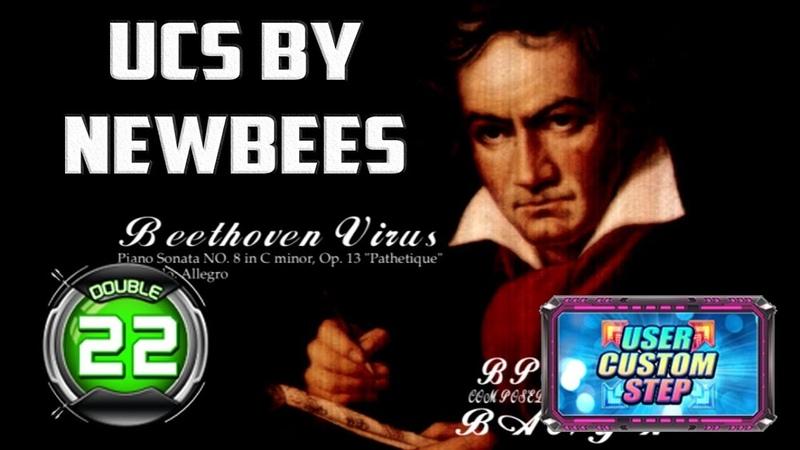 Beethoven Virus D22   Newbeethoven Virus   UCS by NEWBEES ✔