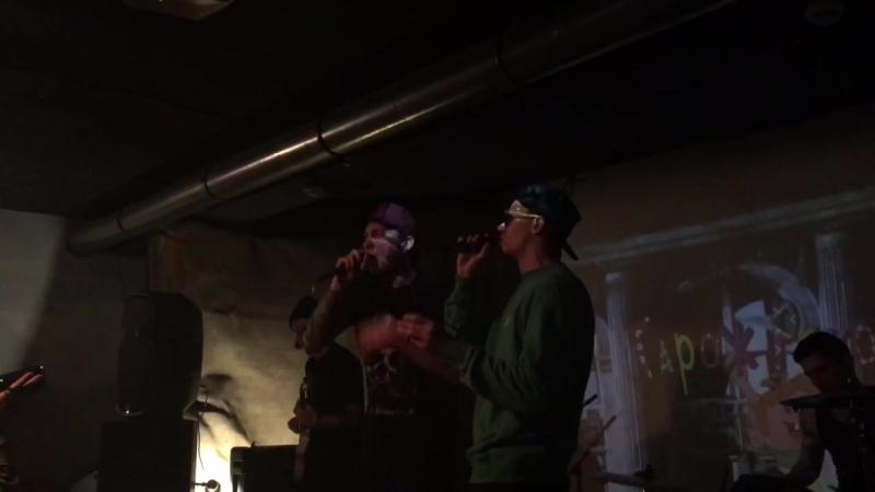 Гараж Рекордс – Караоке (live OhMy! 05-01-17)