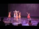 «Dance Way» 2 место в номинации «Dance mix формейшн»