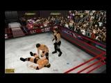 The Undertaker vs Randy Orton vs Triple H 2