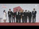 [CUT] 171202 Melon Music Awards: Red Carpet @ EXO