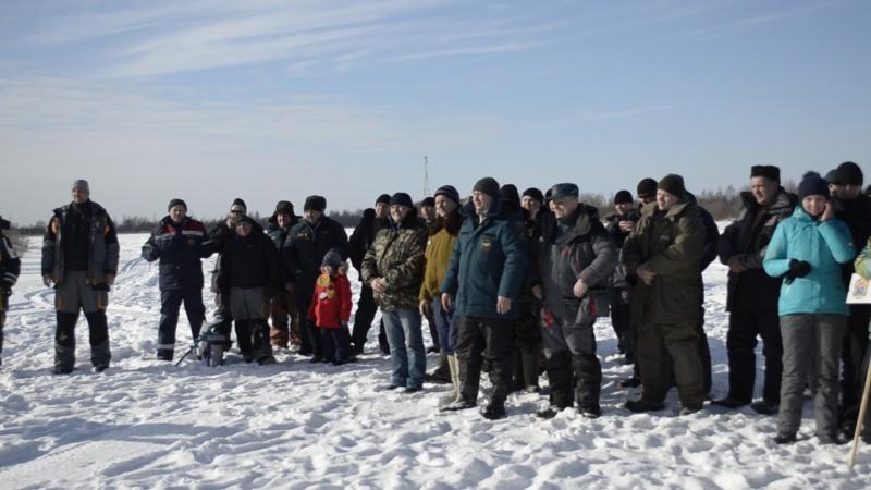 Пашский лед 2018 . 03.03.18.