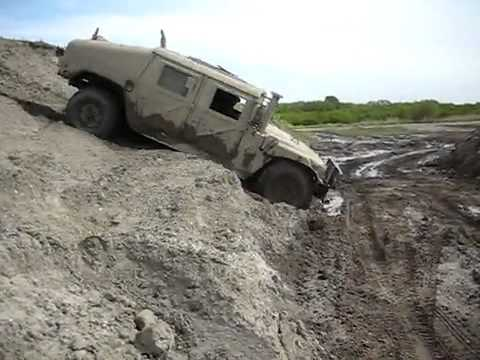 US Army Humvee Offroading