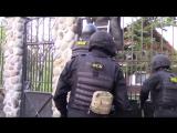Задержание экстремиста спецназом ФСБ. Эксклюзив от пресс-службы ФСБ