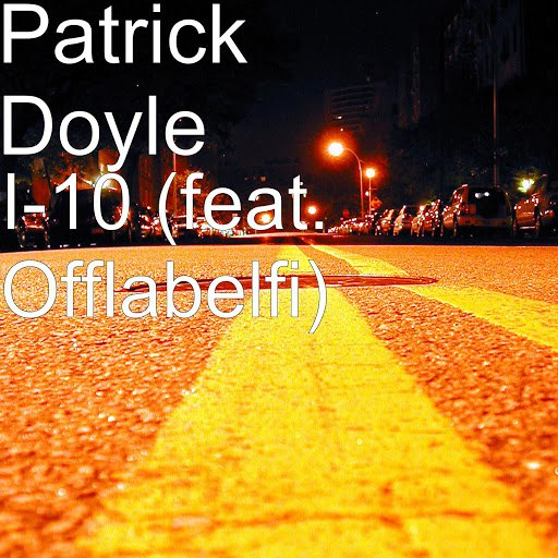 Patrick Doyle альбом I-10 (feat. Offlabelfi)