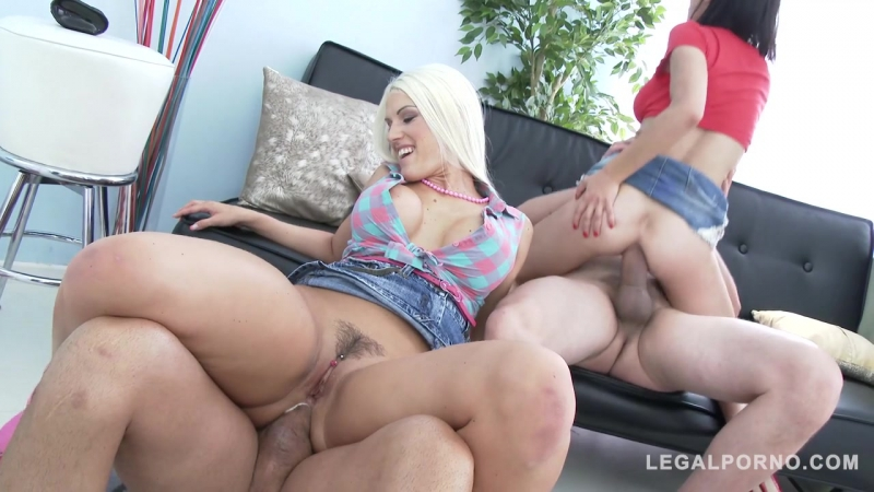 Blanche Bradburry, Sophia Laure [HD 720, all sex, ANAL, DP, hardcore, new porn 2017]