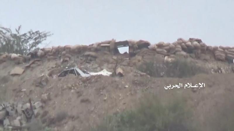 [Yemen and Syria, War and Peace - 2] Йемен. 18. Снайпер хуситов против двух саудитов в провинции Джизан, Саудовская Аравия