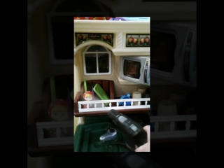 обработка игровой комнаты Мой малыш