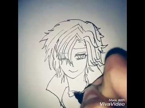 Challege ANIME DRAWING