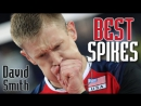 Best Volleyball Spikes by David Smith. USA Volleyball Volleyball Highlights.