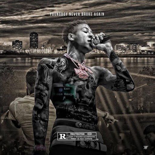 YoungBoy Never Broke Again альбом NBA Youngboy