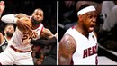 LeBron James Most Aggressive Unstoppable Plays