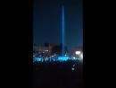 Биржевой сквер и фонтан