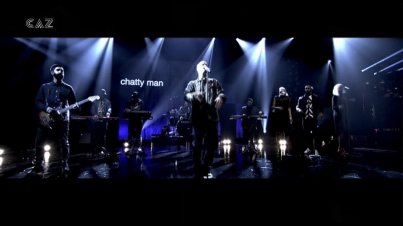 Rudimental - Lay It All on Me (Alan Carr. Chatty Man 15-07 - 2015-10-23)