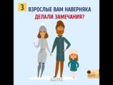Невоспитанность детей — это провал родителей