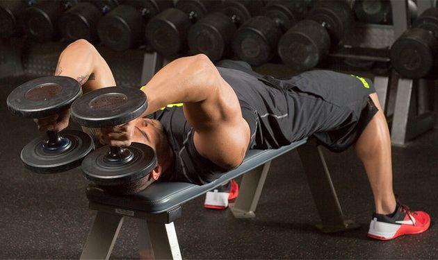 9 EeN9dV73Y 6 крутейших упражнений для трицепсов, которые вы не делаете