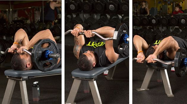 2668onR7xiQ 6 крутейших упражнений для трицепсов, которые вы не делаете