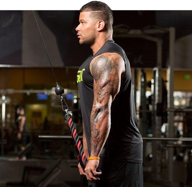 0X3SrHp6Gic 6 крутейших упражнений для трицепсов, которые вы не делаете
