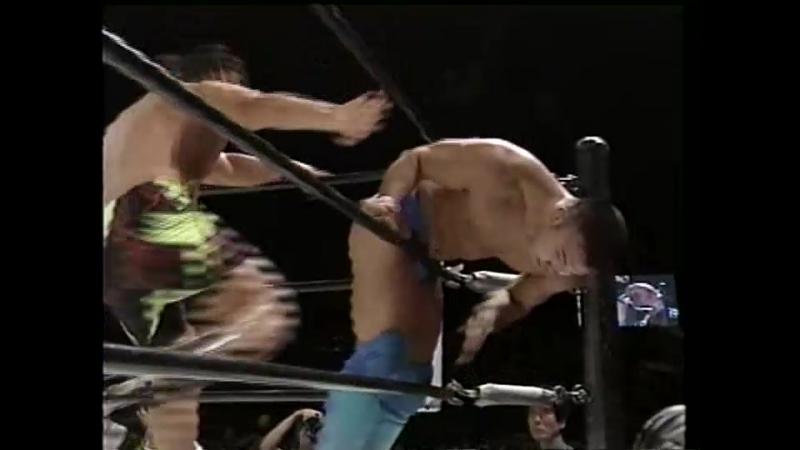 WAR 09/11/1996 WAR vs UWFi - Takada vs Tenryu