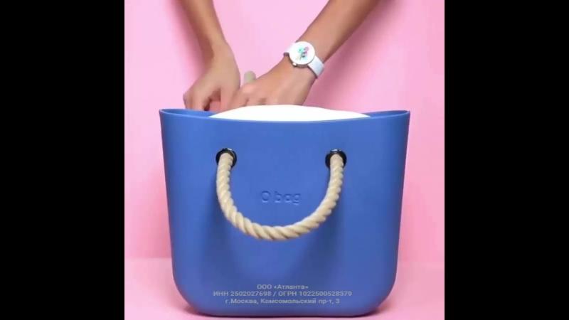 Сумка- конструктор o - bag