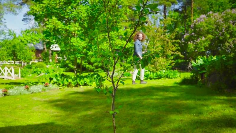 Встречай весну с Fiskars