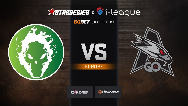 Fragsters vs AGO, map 2 dust2, StarSeries i-League S6 EU Qualifier