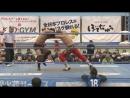 Koji Iwamoto vs. Kotaro Suzuki AJPW - Excite Series 2018 - Day 2