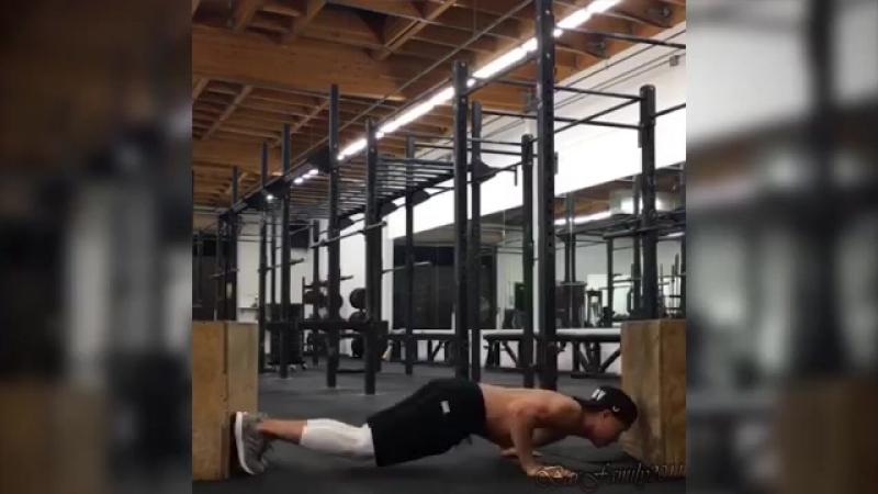 Warren James Li - Unrealistic Workouts (EXPLOSIVE Domination)