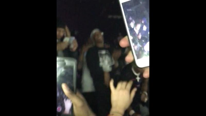 Rich The Kid - New Freezer ft. Kendrick Lamar (Live)