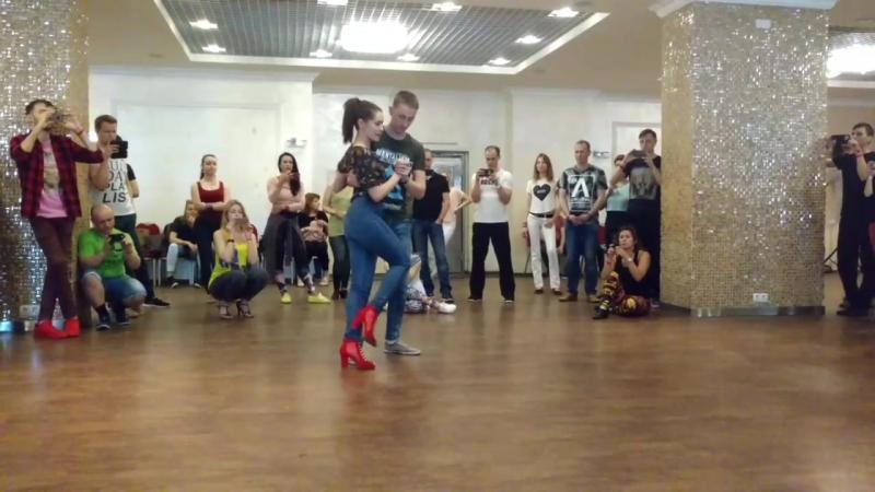 UrbanKiz Demo Паша Соколов Аля Дигина