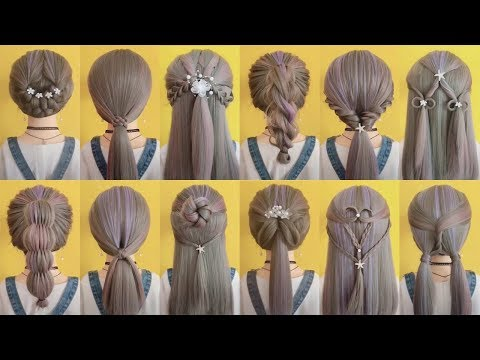 30 Amazing Hair Transformations - Easy Beautiful Hairstyles Tutorials 🌺 Best Hairstyles for Girls 3