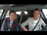 По дороге на работу с неземной девушкой, ресторатором и заботливой мамой Валентиной Буянковой!