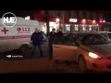 Водитель hyundai напал на водителя скорой в Балашихе