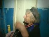 Баба Галя - Бабка о пожаре (Щас я вам все расскажу..)