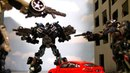 Transformers DoTM Mexican Standoff stop motion
