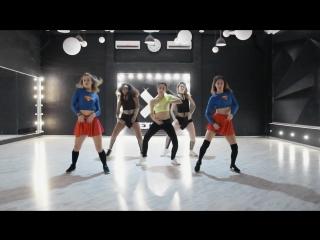 Nadya Filchakova | Reggaeton | Halloween | EXTRA Dance Studio