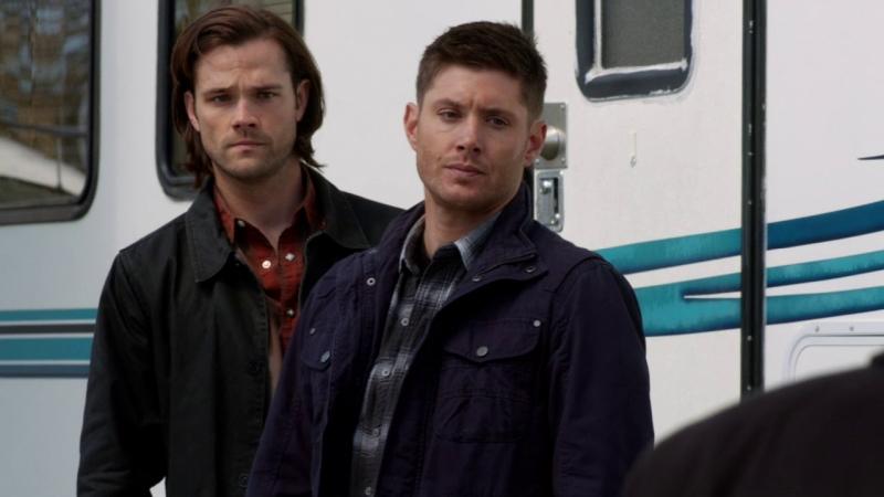 Supernatural |9х23| Кроули