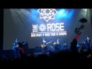 The Rose Moscow 18.02.18
