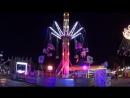 Вечерняя Анапа- Развлечения, аттракционы в Анапе