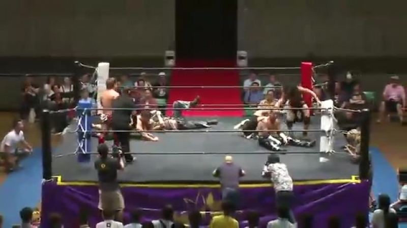 Gatoh Move 08/13/2015 In Korakuen ~ 2900m