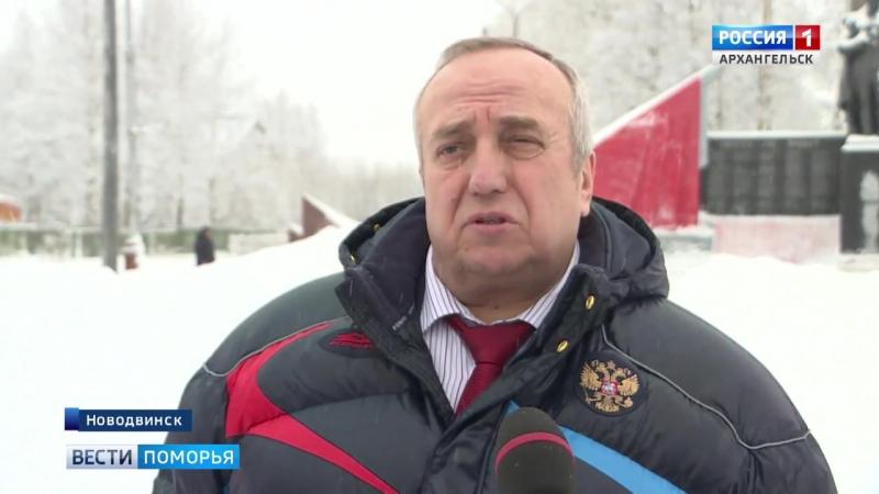 С рабочим визитом в Поморье побывал Франц Клинцевич, 2018 г.