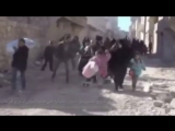 Syria Humanitarian corridor for civilians to leave East-Ghouta