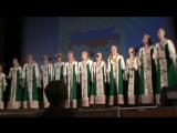 Старшая певческая группа образцовый ансамбль песни и пляски