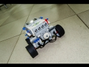 робот-машинка