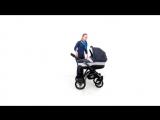 Детская коляска 2 в 1 Esspero I-Nova