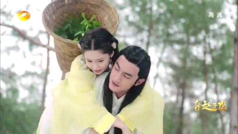 YoonA LinGengXin High Mountains - OST God of War Zhao Yun (山之高 - 董贞《武神赵子龙》)