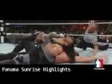 Roman Reigns vs. Seth Rollins WWE MITB 2016 Highlights HD