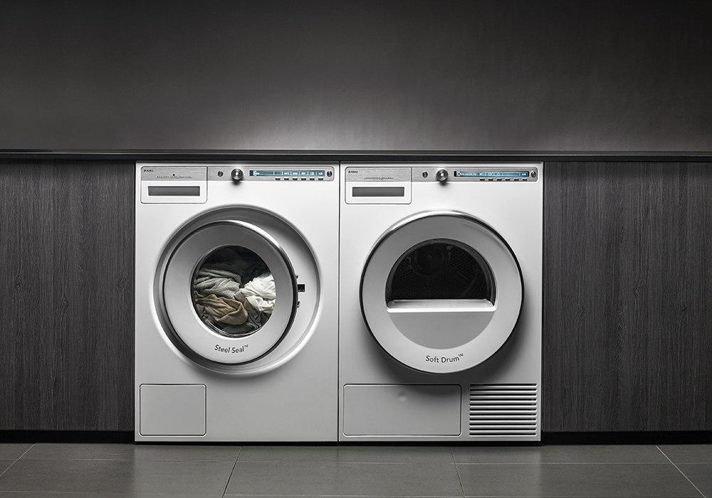 новая серия Asko Pro Home Laundry 2018