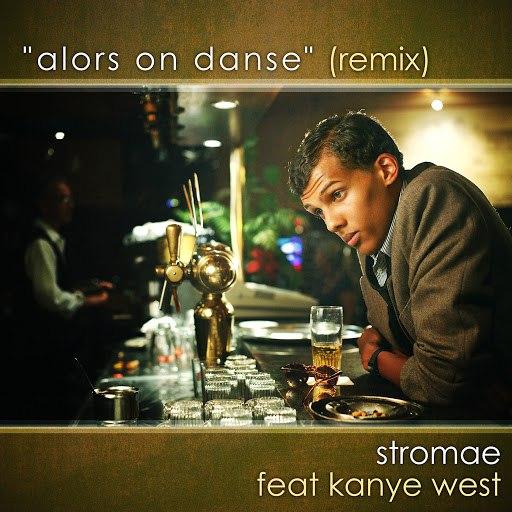 Stromae альбом Alors On Danse feat. Kanye West